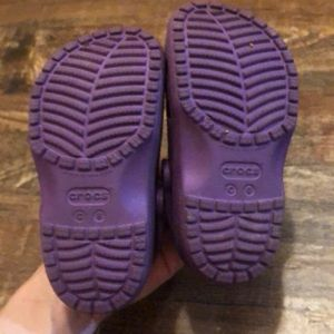 CROCS Shoes - Size 8 Toddler CROCS, good used condition